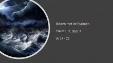 Bidden met de Psalmen, Ps 107, deel 3