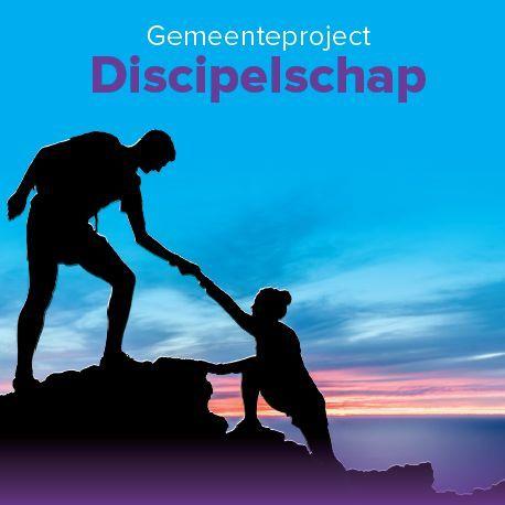 Avond over proces discipelschap en parttime kerkelijk werker
