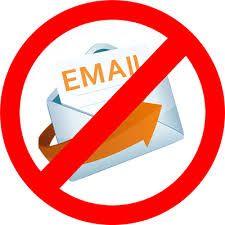 Oproep - ontbrekende emailadressen gezocht!